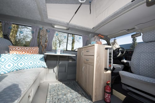 Wohnmobil mieten in Mierlo von privat   VW Desert