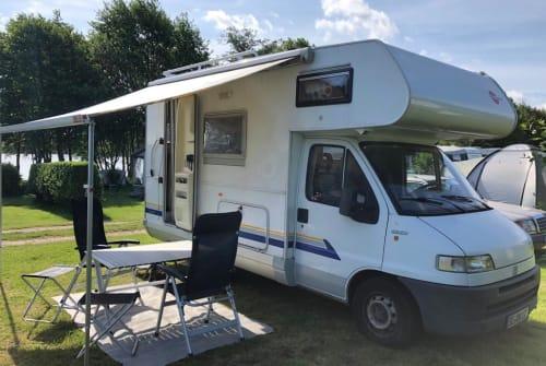 Wohnmobil mieten in Klein Rönnau von privat | Bürstner Der Kleine