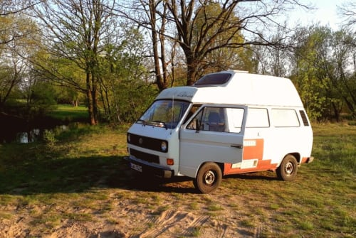 Wohnmobil mieten in Berlin von privat | VW Schorschi