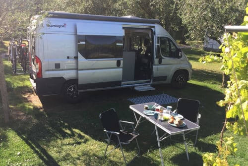 Wohnmobil mieten in Grünendeich von privat | Fiat-Ducato Sunlight Hanne vom Deich