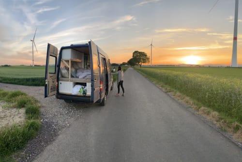 Wohnmobil mieten in Karlsruhe von privat   Mercedes  Boris