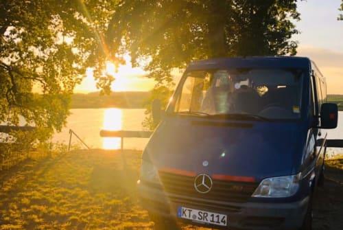 Wohnmobil mieten in Volkach von privat | Mercedes Benz Albus