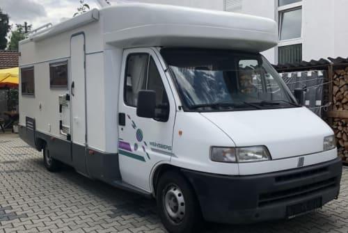 Wohnmobil mieten in Egelsbach von privat | Weinsberg Schorschi