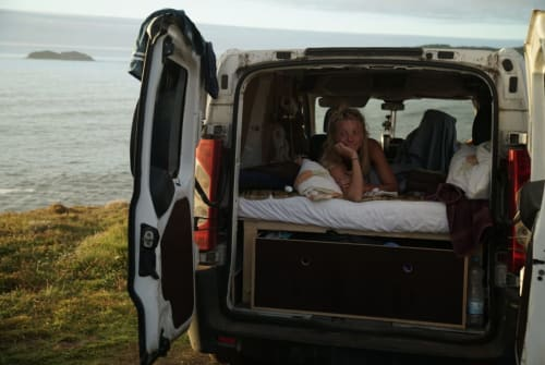Wohnmobil mieten in Lissabon von privat   Fiat Herr Nilsson