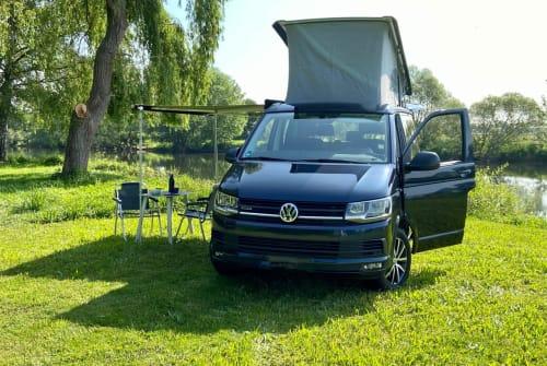 Wohnmobil mieten in Siegburg von privat | VW Bus Nomade