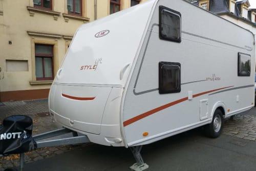 Wohnmobil mieten in Dresden von privat | LMC 2020 LMC Style