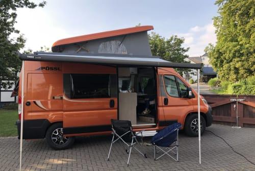 Wohnmobil mieten in Schwelm von privat | Pössl Ernie