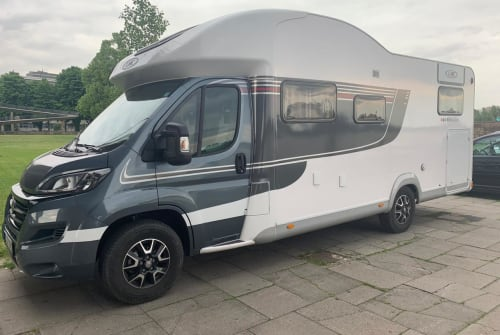 Wohnmobil mieten in Düsseldorf von privat | Fiat LMC Breezer