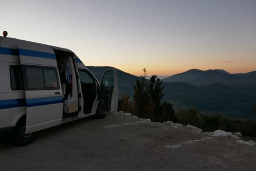 Wohnmobil mieten in Heidenau von privat | Volkswagen Der Gute