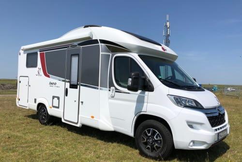 Wohnmobil mieten in Kreis Iserlohn von privat | Bürstner Gustl on Tour