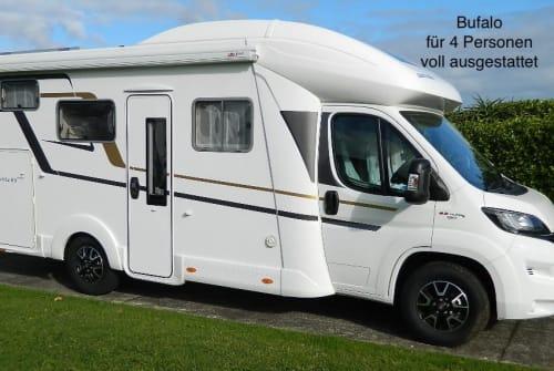 Wohnmobil mieten in Schongau von privat   Eura Bufalo