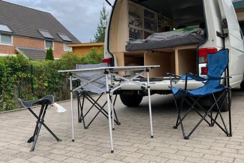 Wohnmobil mieten in Rostock von privat | VW Paule