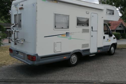 Wohnmobil mieten in Wiesbaden von privat | Chausson  Vroni
