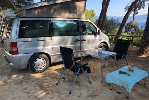 Wohnmobil mieten in Spata Artemida von privat | Mercedes Benz Marco