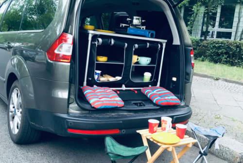Wohnmobil mieten in Berlin von privat | Ford Galaxy