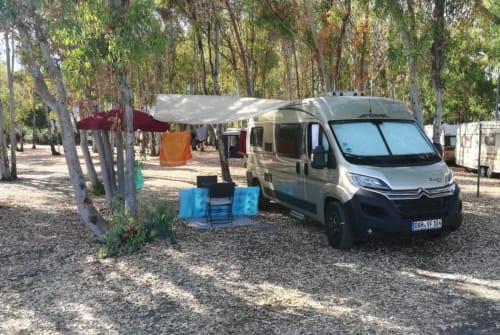 Wohnmobil mieten in Bergkirchen von privat | Pössl Pössl 2Win