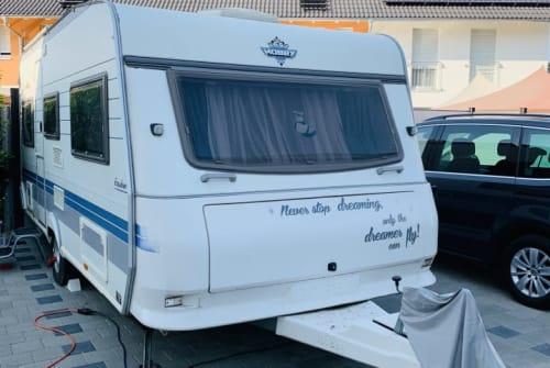 Wohnmobil mieten in Heitersheim von privat | Hobby Excellent Sunny Camper