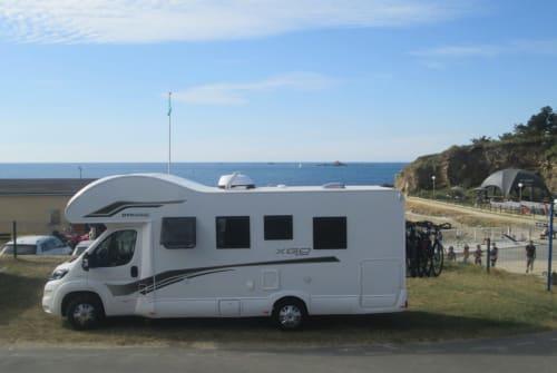 Wohnmobil mieten in Kiel von privat | XGO i-move WoMo 321-los