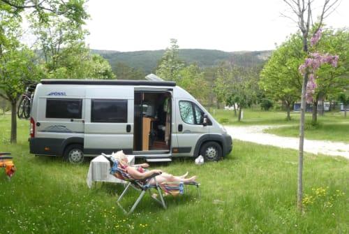Wohnmobil mieten in Vörstetten von privat | Pössl Pettersson