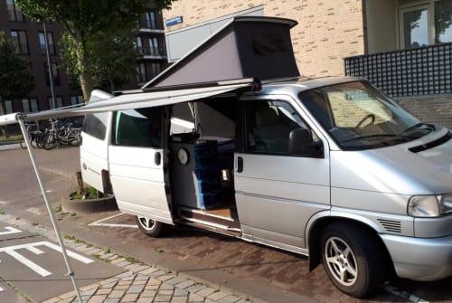 Wohnmobil mieten in Amsterdam von privat   Volkswagen Transporter T4