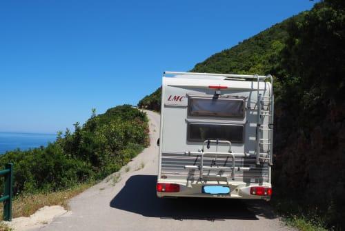 Wohnmobil mieten in Bad Segeberg von privat | LMC Kalli
