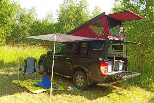 Wohnmobil mieten in Lüneburg von privat   Ford Allrad-Familie