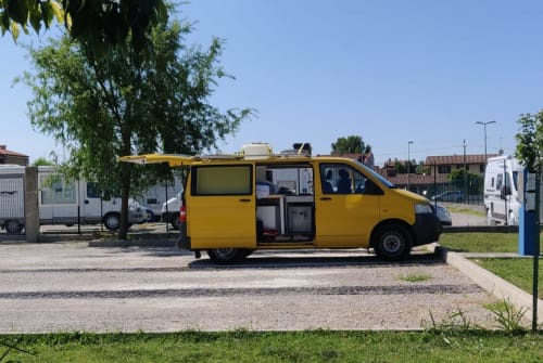Wohnmobil mieten in Dortmund von privat | VW Postkutsche