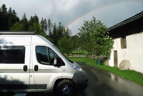Wohnmobil mieten in Essen von privat   FIAT RUHRI