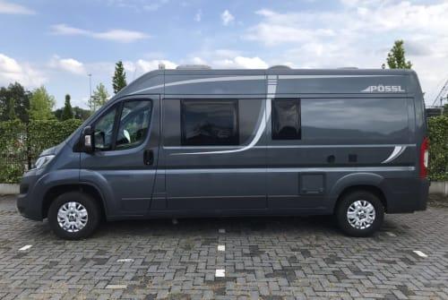 Wohnmobil mieten in Oldenzaal von privat | Pössl Pössl