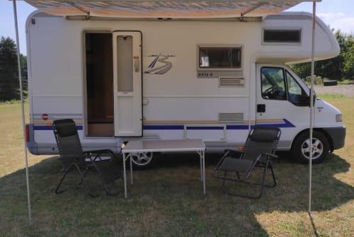 Wohnmobil mieten in Kiel von privat | Bürstner Bürstner