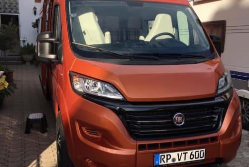 Wohnmobil mieten in Böhl-Iggelheim von privat   VanTourer Rumtreiber