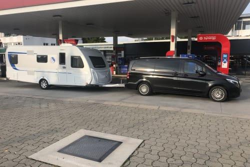 Wohnmobil mieten in Berlin von privat | Knaus  Issy