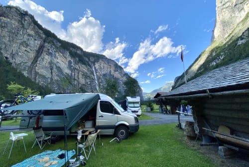 Wohnmobil mieten in Ettlingen von privat | VW Bertha