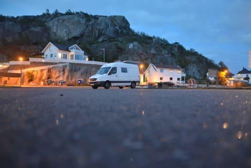Wohnmobil mieten in Buchholz in der Nordheide von privat | Mercedes HighfiveVan