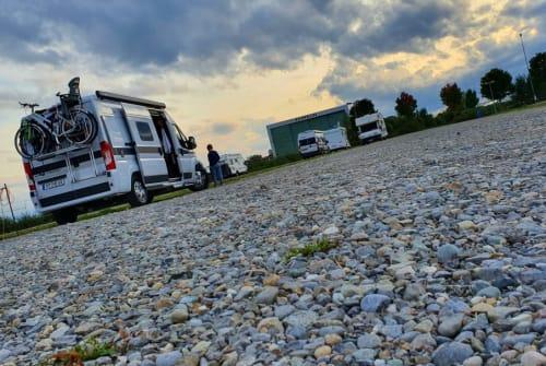 Wohnmobil mieten in Mutterstadt von privat   Hymercar  wombia
