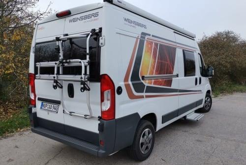 Wohnmobil mieten in Kramerhof von privat | Weinsberg Weinsberg
