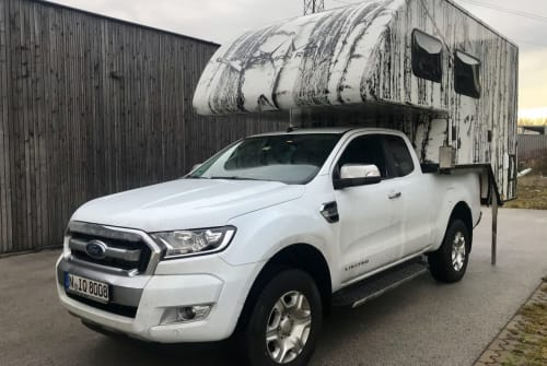 Wohnmobil mieten in Nürnberg von privat | Ford  Ranger