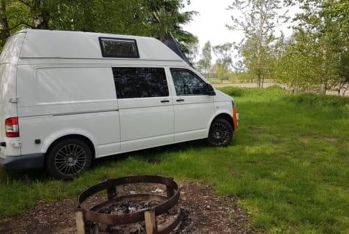Wohnmobil mieten in Gronau (Westfalen) von privat | Volkswagen Günther 2.0