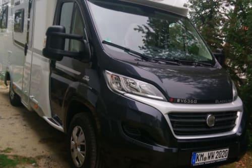 Wohnmobil mieten in Ottendorf-Okrilla von privat | Fiat Black Line