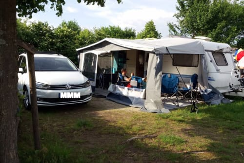 Wohnmobil mieten in Oberammergau von privat | Hobby Balu