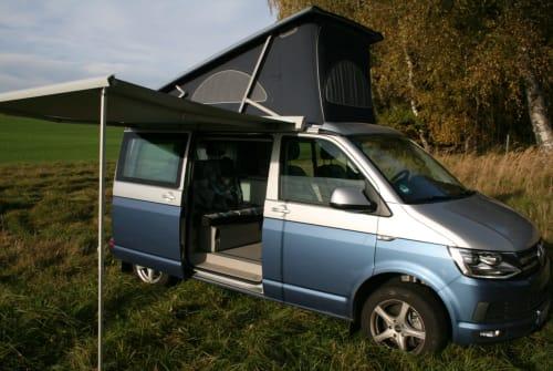 Wohnmobil mieten in Erding von privat | VW Erdinger Hexe