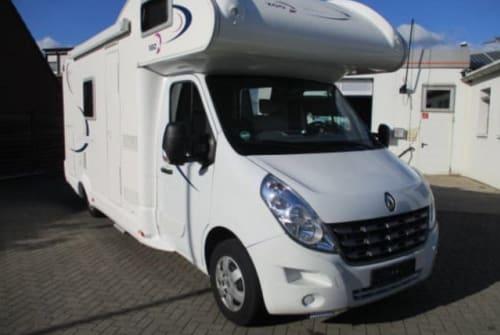 Wohnmobil mieten in Dortmund von privat   Renault  Frida