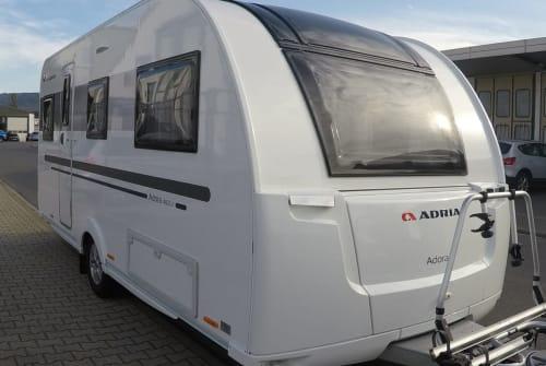 Wohnmobil mieten in Heddesheim von privat | Adria Adria