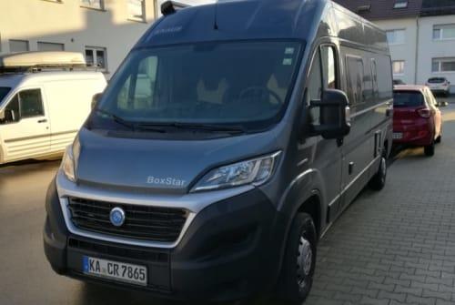 Wohnmobil mieten in Linkenheim-Hochstetten von privat | Knauss RickyRic