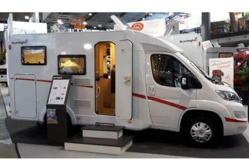 Wohnmobil mieten in Achim von privat | Fiat/Sunlight V60 Womotion*New*