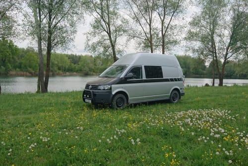 Wohnmobil mieten in Ingolstadt von privat   VW  T5 - Offroad Camper AnnaVan