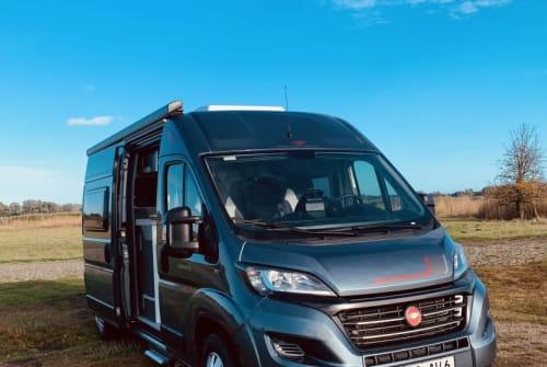 Wohnmobil mieten in Berlin von privat | Fiat Ducato Baltic Van