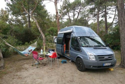 Wohnmobil mieten in Dortmund von privat | Ford Westfalia  Nuggy