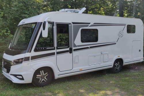 Wohnmobil mieten in Olching von privat | Knaus Theo