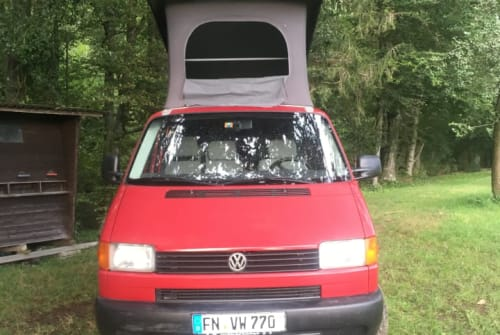 Wohnmobil mieten in Kressbronn am Bodensee von privat | Vw Carmen
